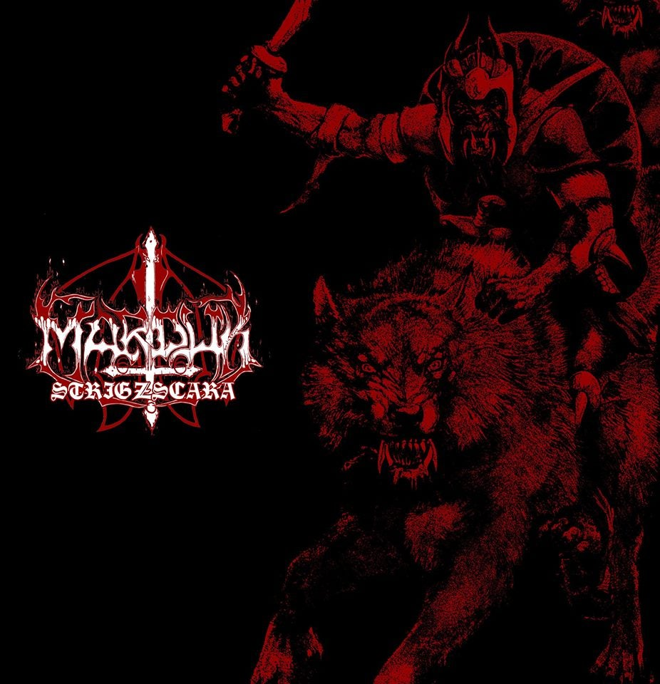 Image of Marduk - Strigzscara - Warwolf Digi CD