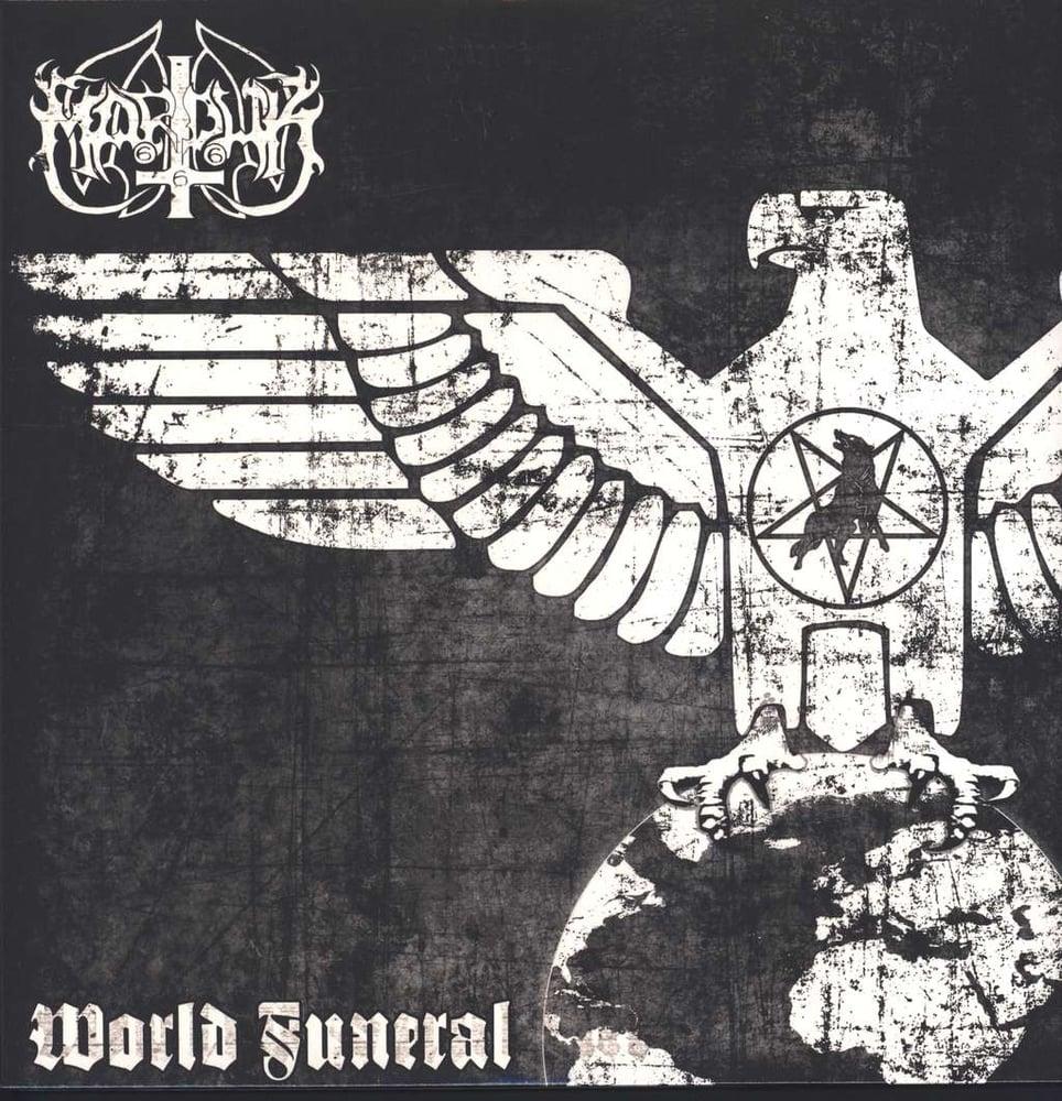 Image of Marduk - World Funeral Reissue CD