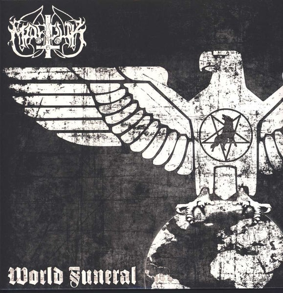 Image of Marduk - World Funeral Reissue CD