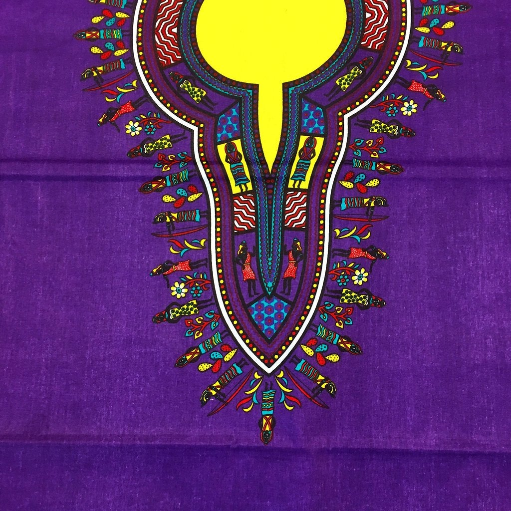 Image of Long-Sleeve Dashiki