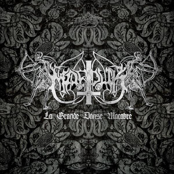 Image of Marduk - La grande danse macabre Reissue CD