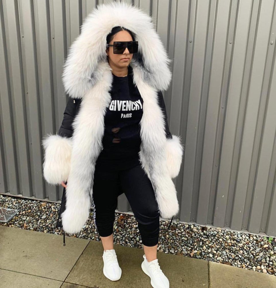 Image of Arctic Fur Parka