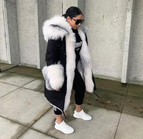 Image of Arctic Fur Parka