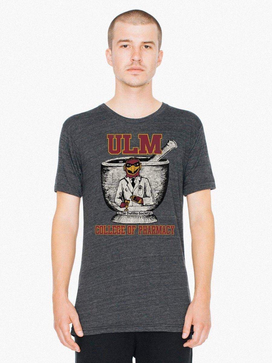 Image of ULM College of Pharmacy Tee