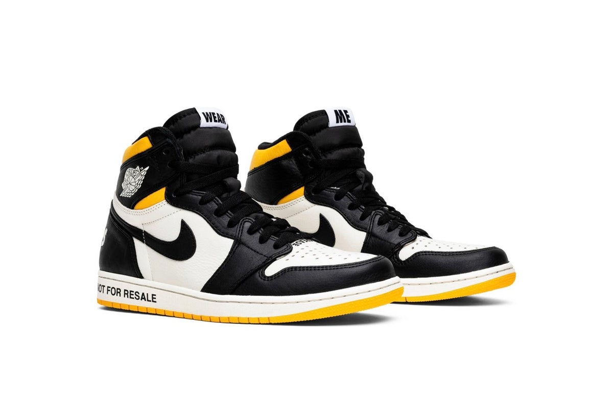 half off eed2f d7275 Air Jordan 1 Retro High OG 'Not For Resale""