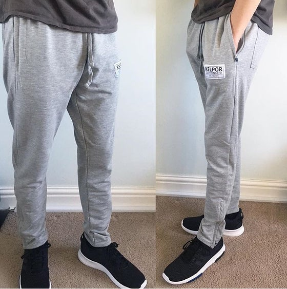 Image of Grey Kelpor Original Joggers