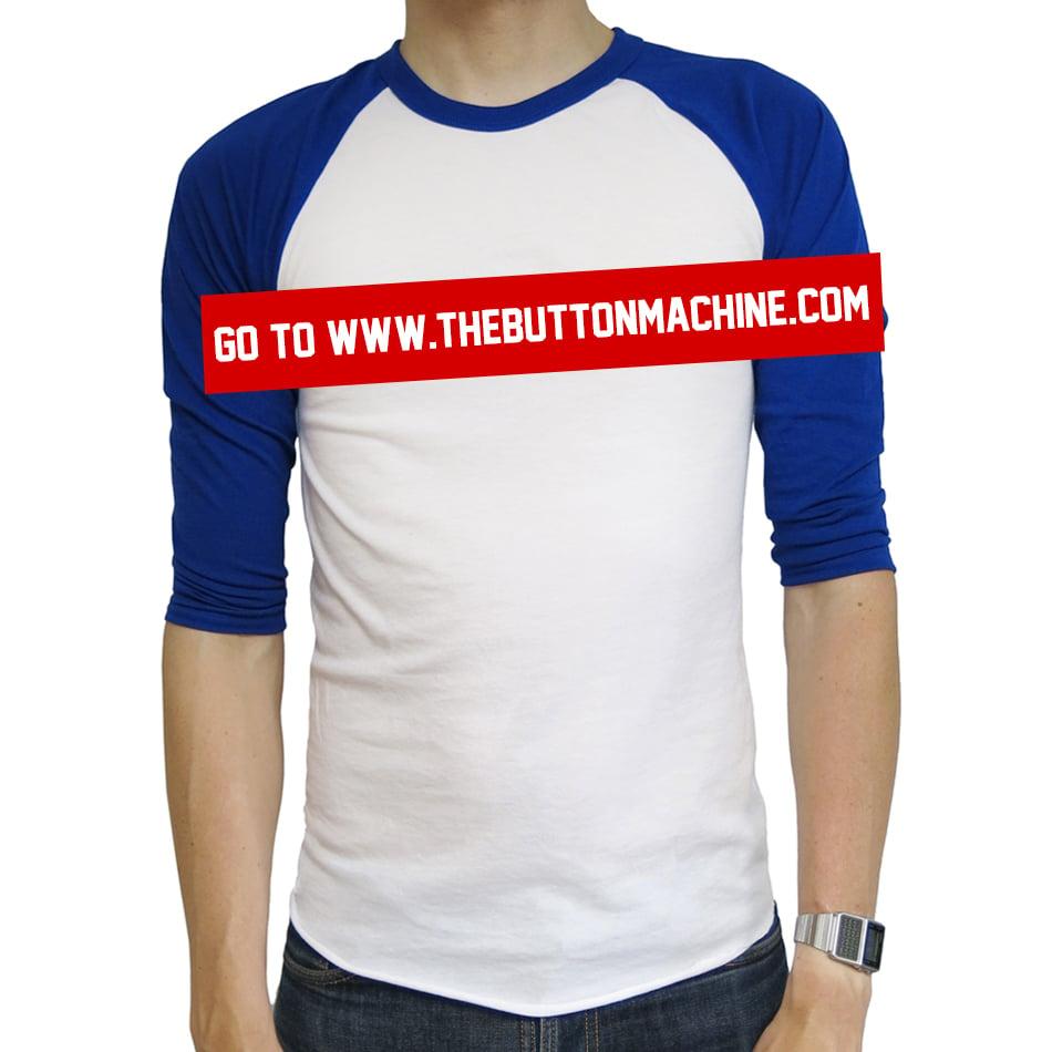 Image of Turonno Baseball Tee