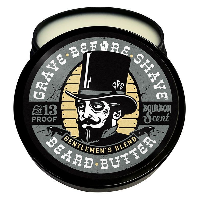 Image of Grave Before Shave Beard Butter (Gentlemen's Blend)