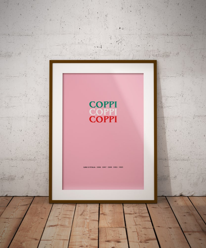 Image of COPPI - GIRO D'ITALIA
