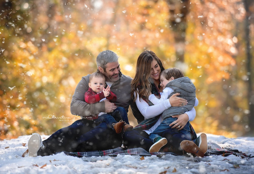 Image of Snow Mini Sessions - RETAINER
