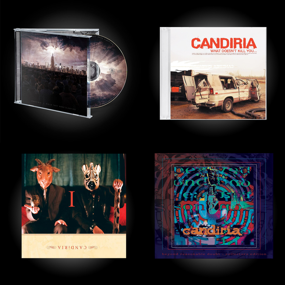 Image of Candiria CD Bundle