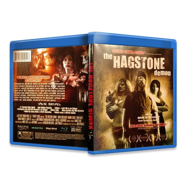 Image of  The Hagstone Demon (Blu-ray)