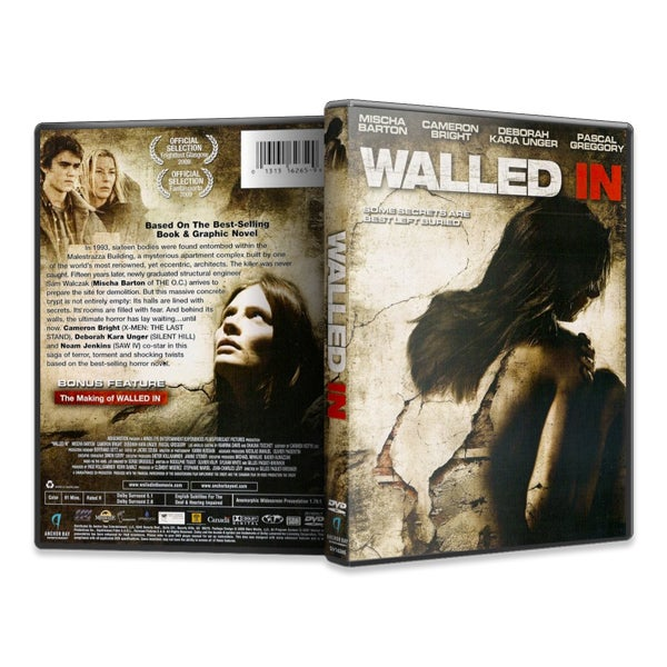 Image of Walled In (DVD)