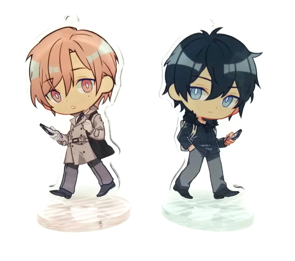 Image of 10 count Acrylic charm/stand