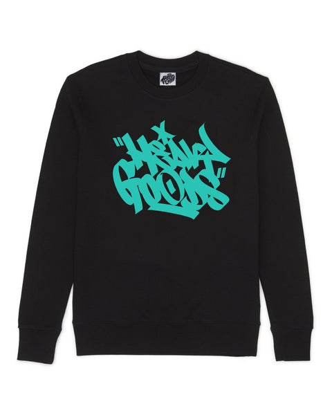 Image of Heavy Goods x Riskireas Logo Sweater