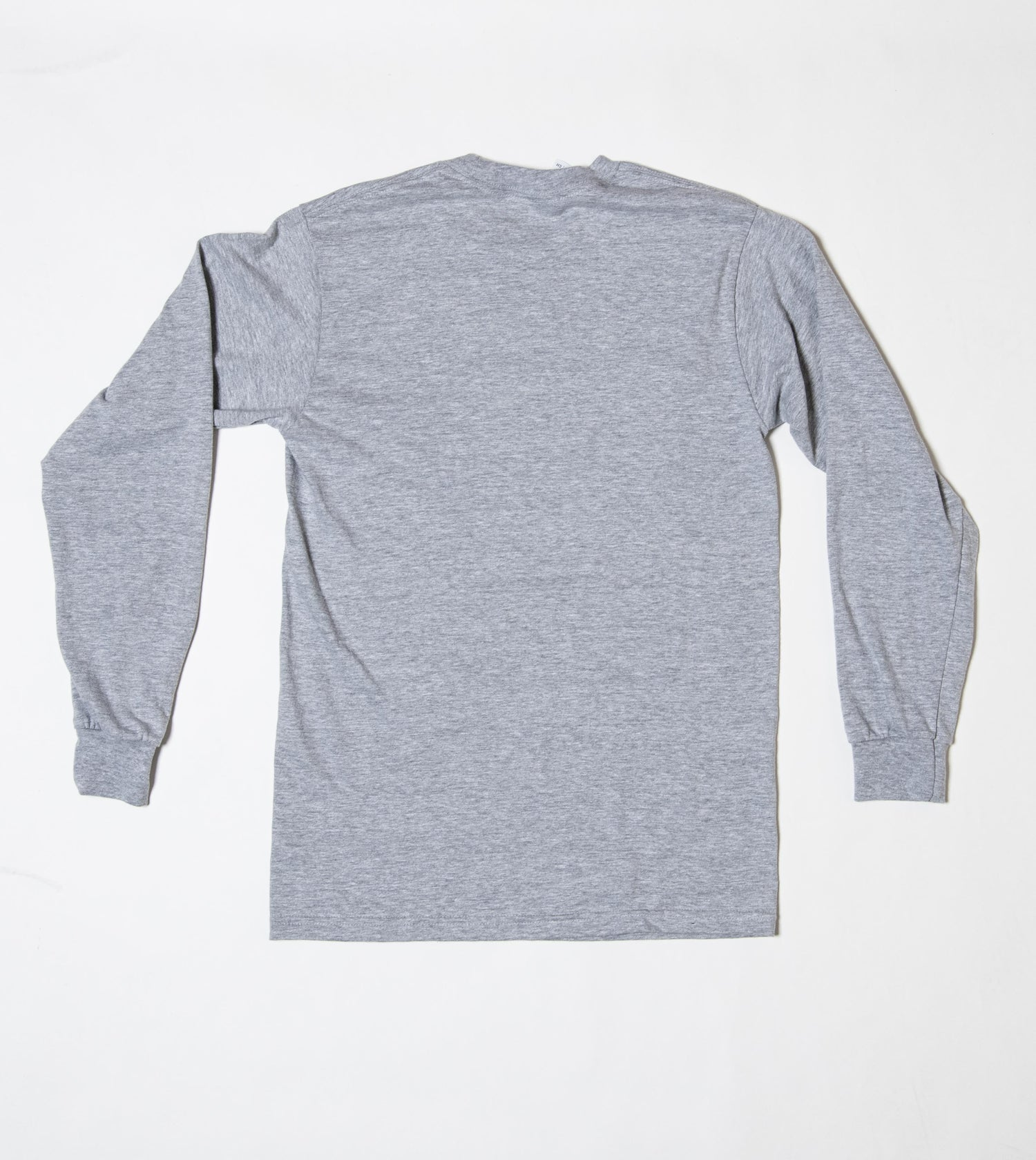 Image of Grey Long Sleeve