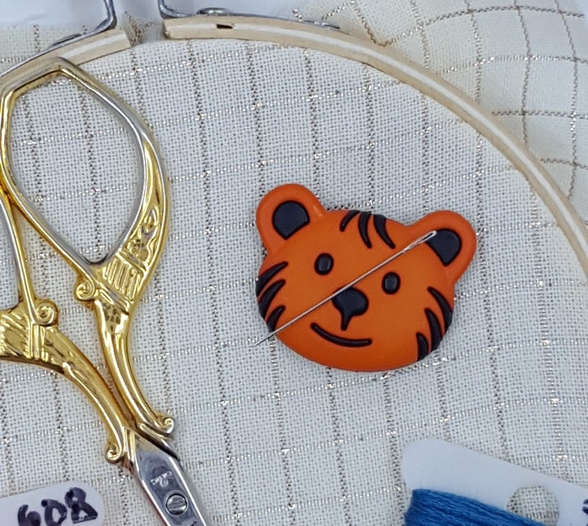 Image of Needle Minder - Tiger