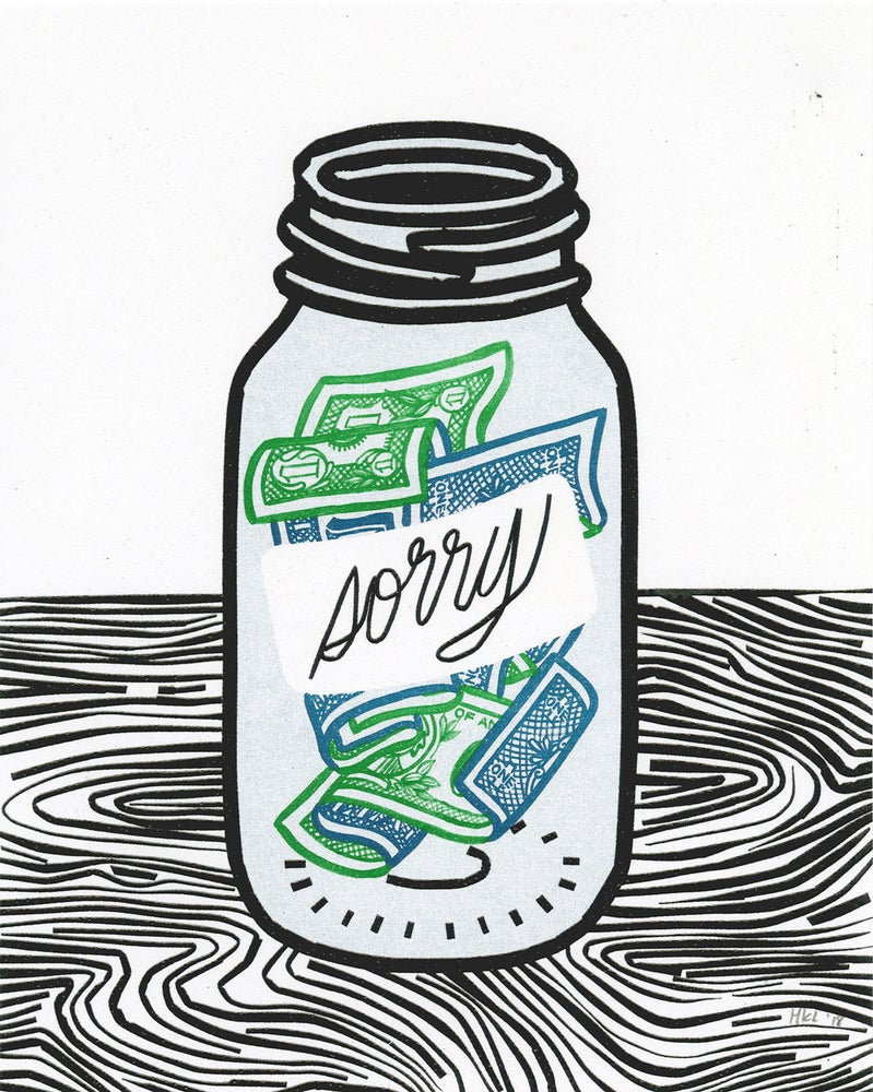 Image of Sorry Jar