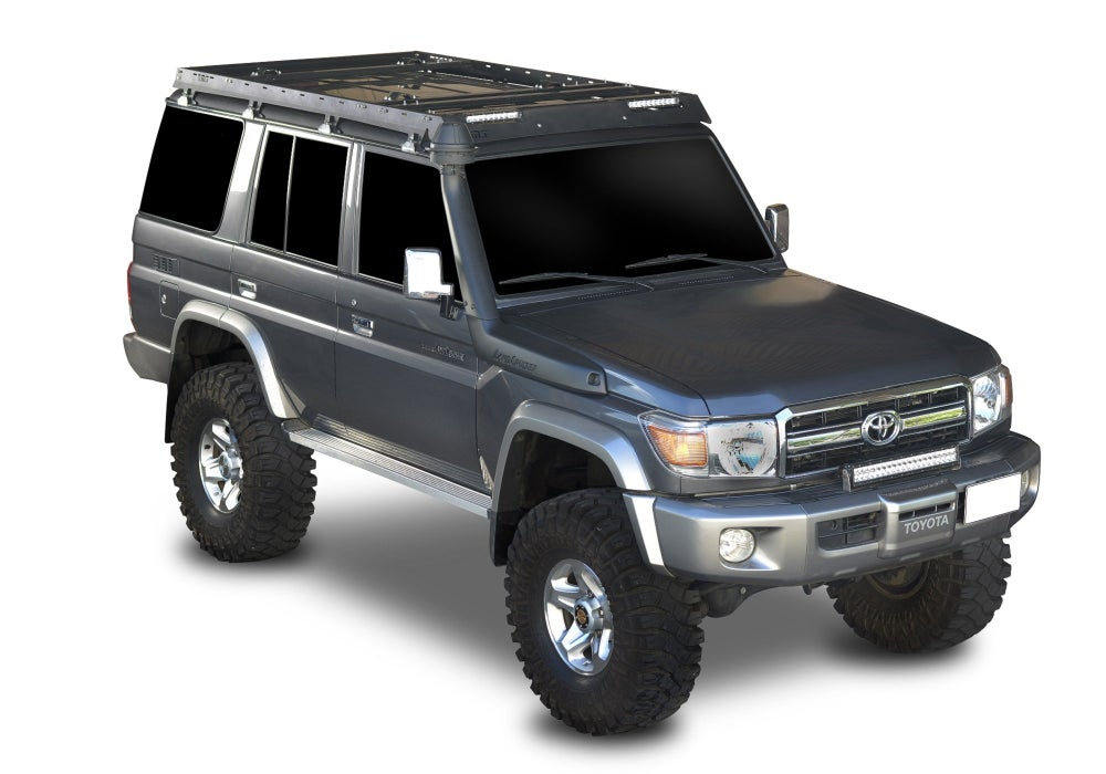 Image of TMT SKYLINE ROOF RACK TOYOTA 70 SERIES