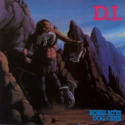 "Image of D.I. - ""Horse Bites, Dog Cries"" LP (Green Vinyl)"