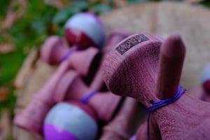 Image of OhYesYo X DWI Purple Heart