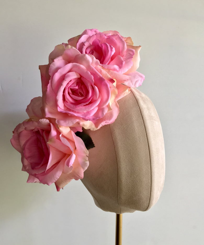 Image of Pink roses