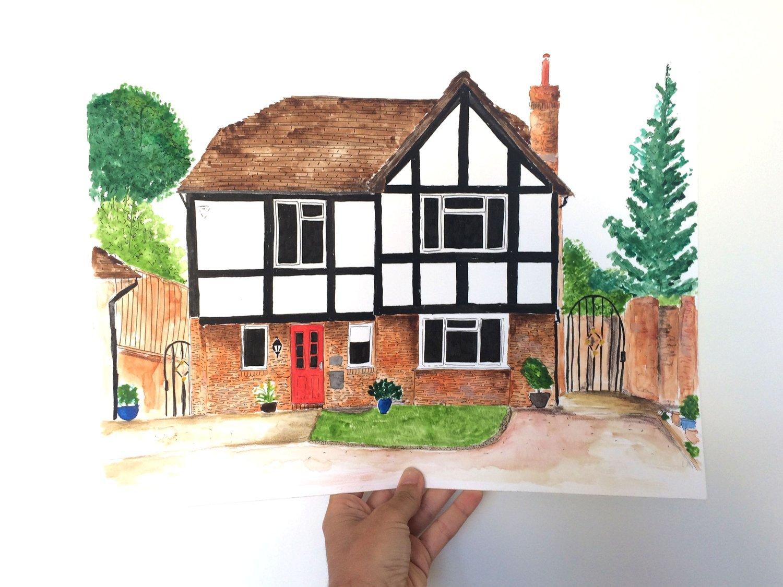Image of House Portrait
