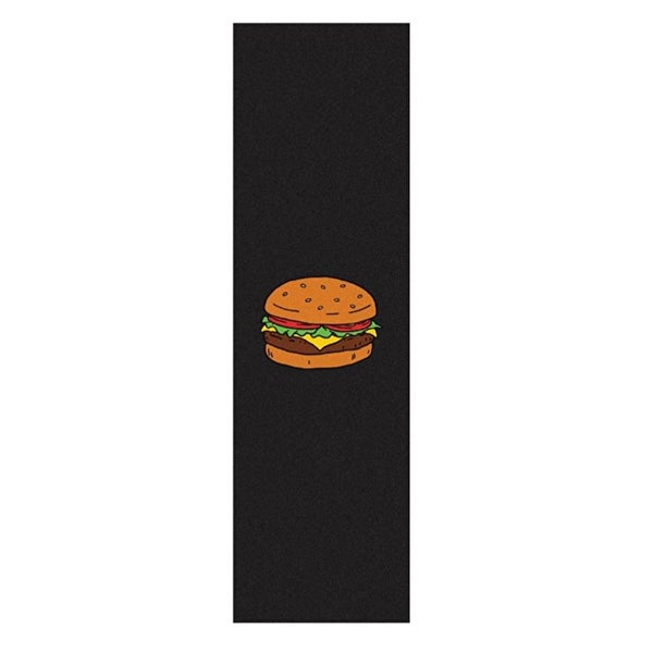 "Image of HABITAT Bobs Burgers Burger Skate Grip Tape 9 x 32.5"" Sheet Skateboard"