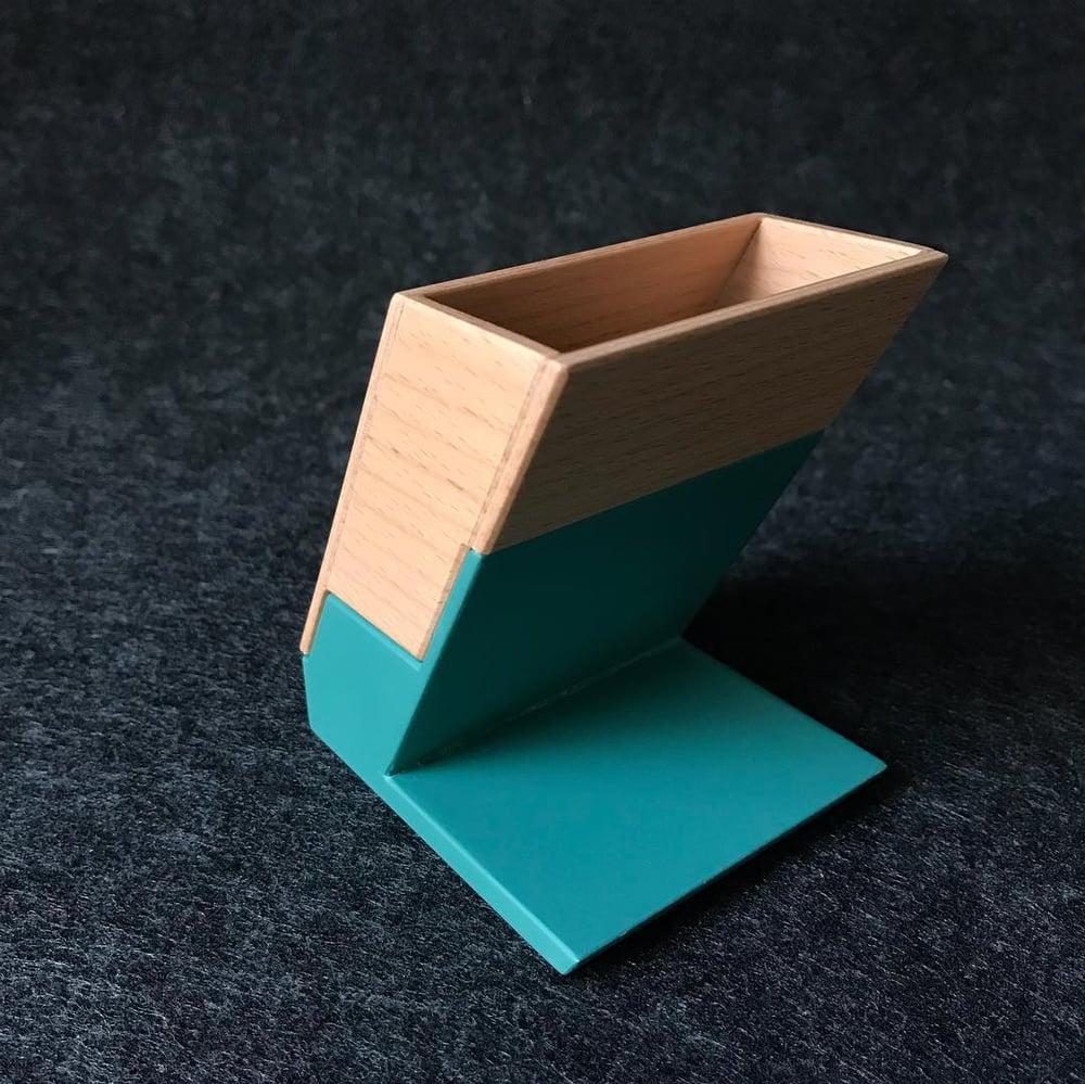 Image of PLUM - Pot à crayon / Pen pot Taille 2 / Size 2 - vendu à l'unité