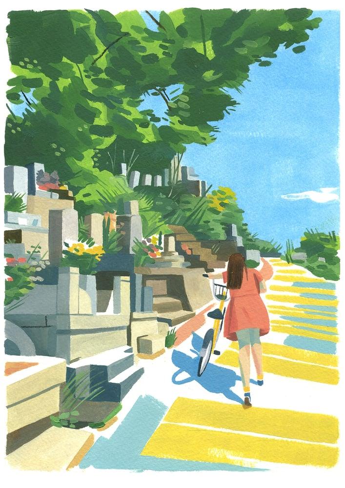 Image of Wakayama print