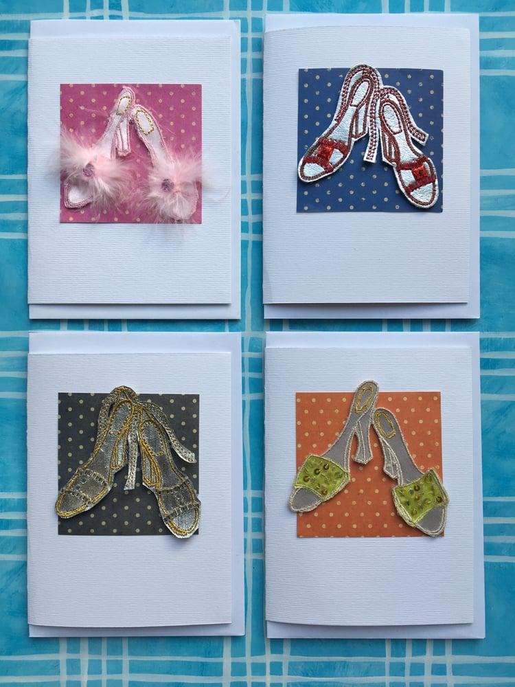 Image of Shoe selection
