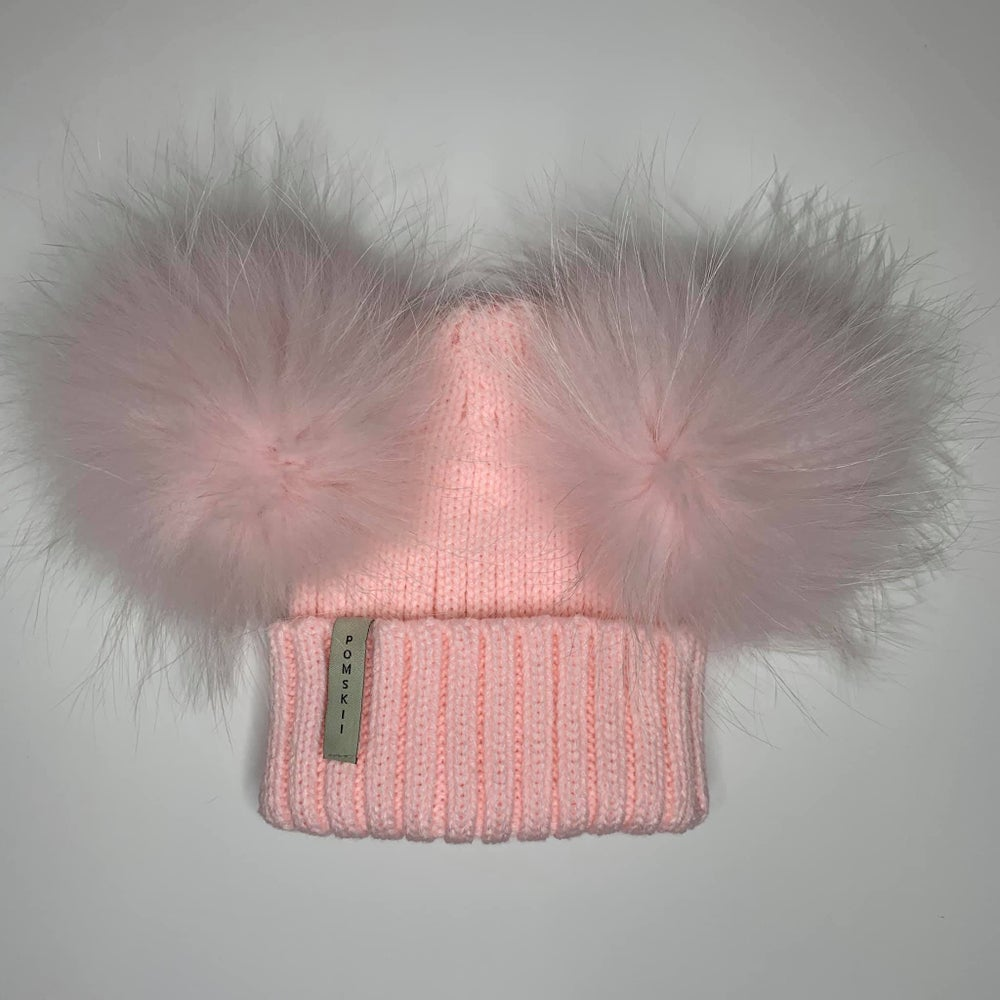Image of Candyfloss Baby Double Pomskii