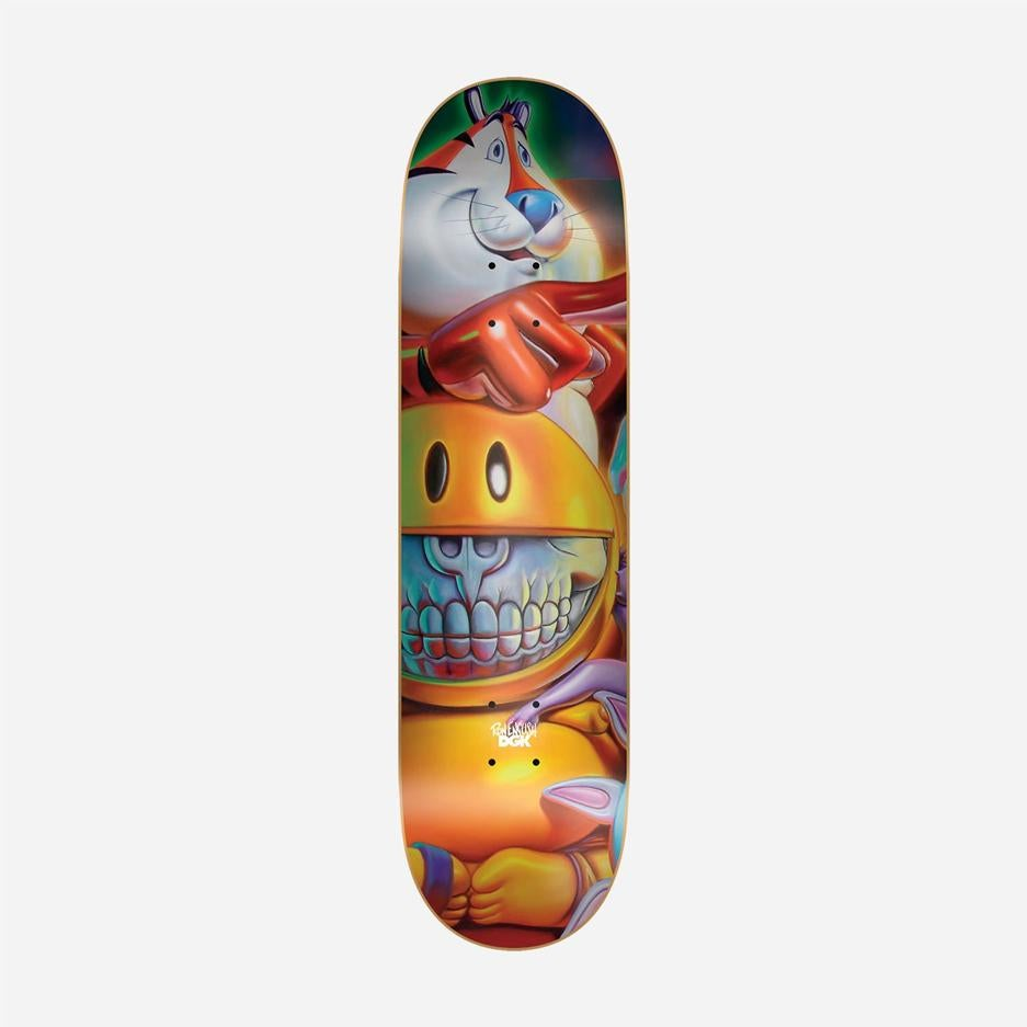 "Image of DGK x Ron English #1 8.38"" Skateboard Deck"