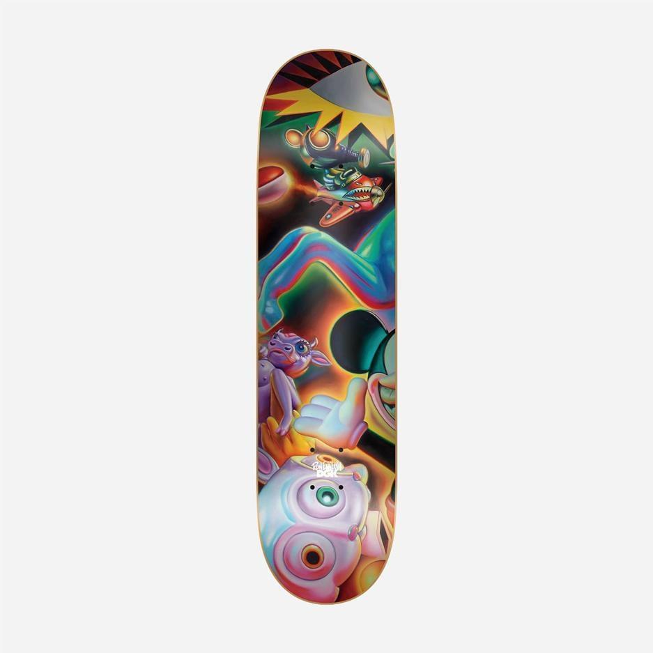 "Image of DGK x Ron English #2 7.9"" Skateboard Deck"