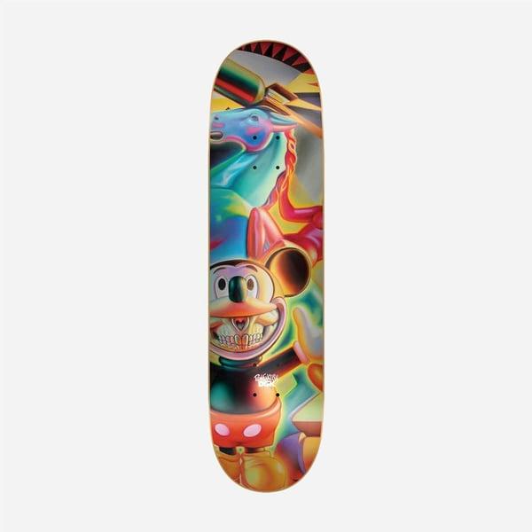 "Image of DGK x Ron English #3 8.1"" Skateboard Deck"