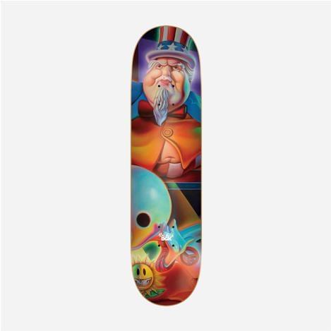 "Image of DGK x Ron English #5 8.06"" Skateboard Deck"