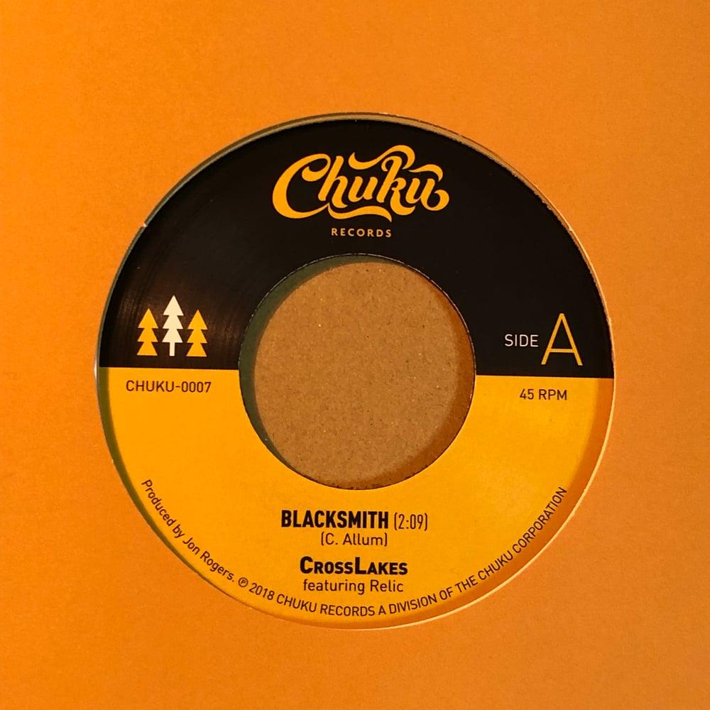 Image of CrossLakes / Blacksmith ft. Relic