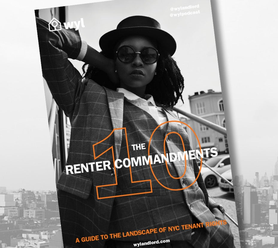 Image of Renter Commandments Digital Guide