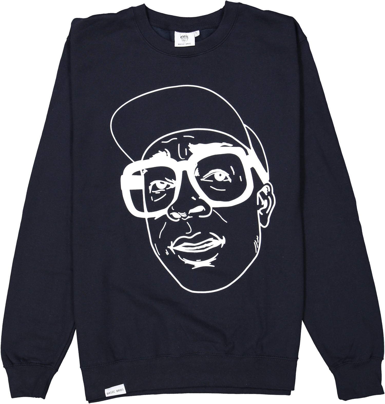 Image of SWEATSHIRT FACE Navy