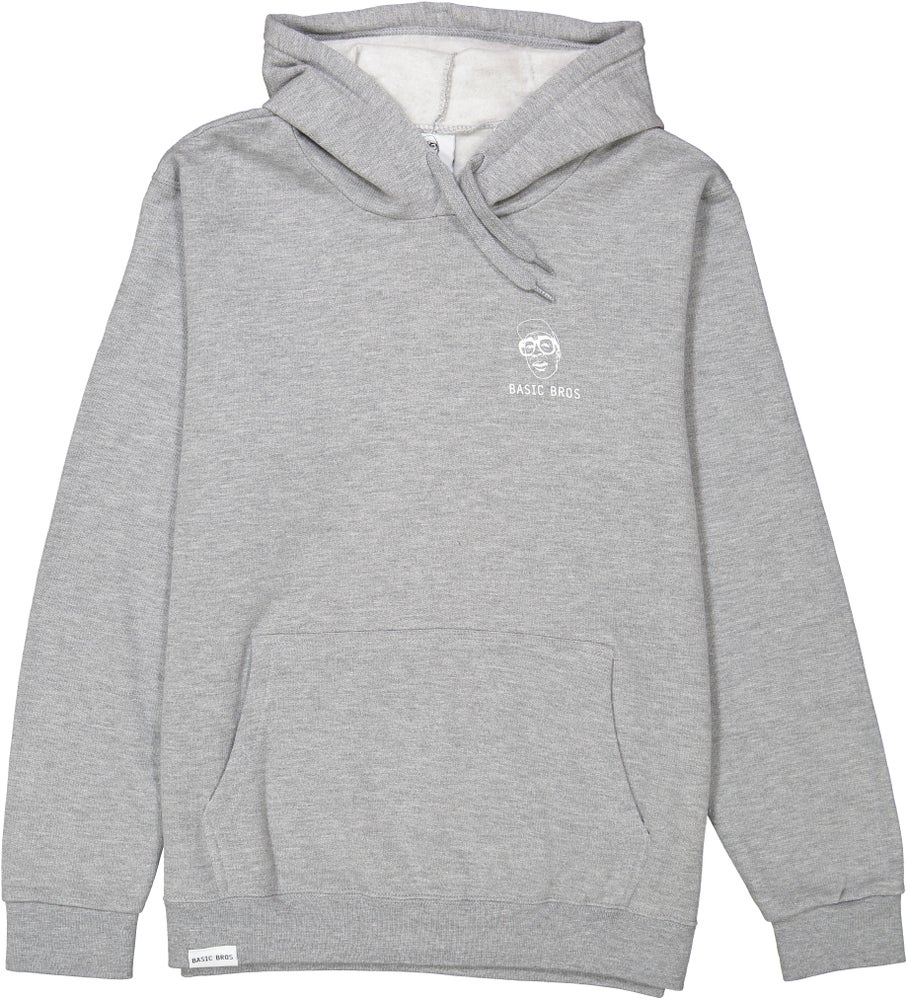 Image of HOODIE CHEST Grey