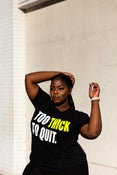 Image of 'TOO THICK TO QUIT' Top
