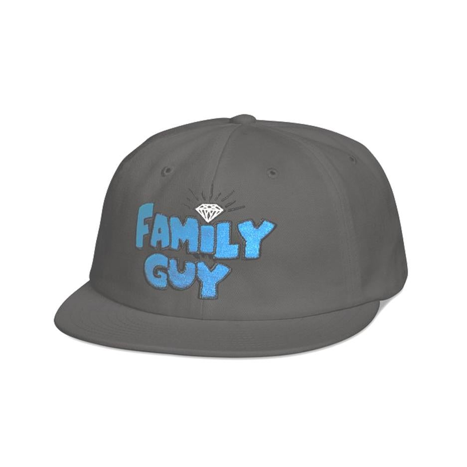 Image of DIAMOND FAMILY GUY UNSTRUCTURED SNAPBACK