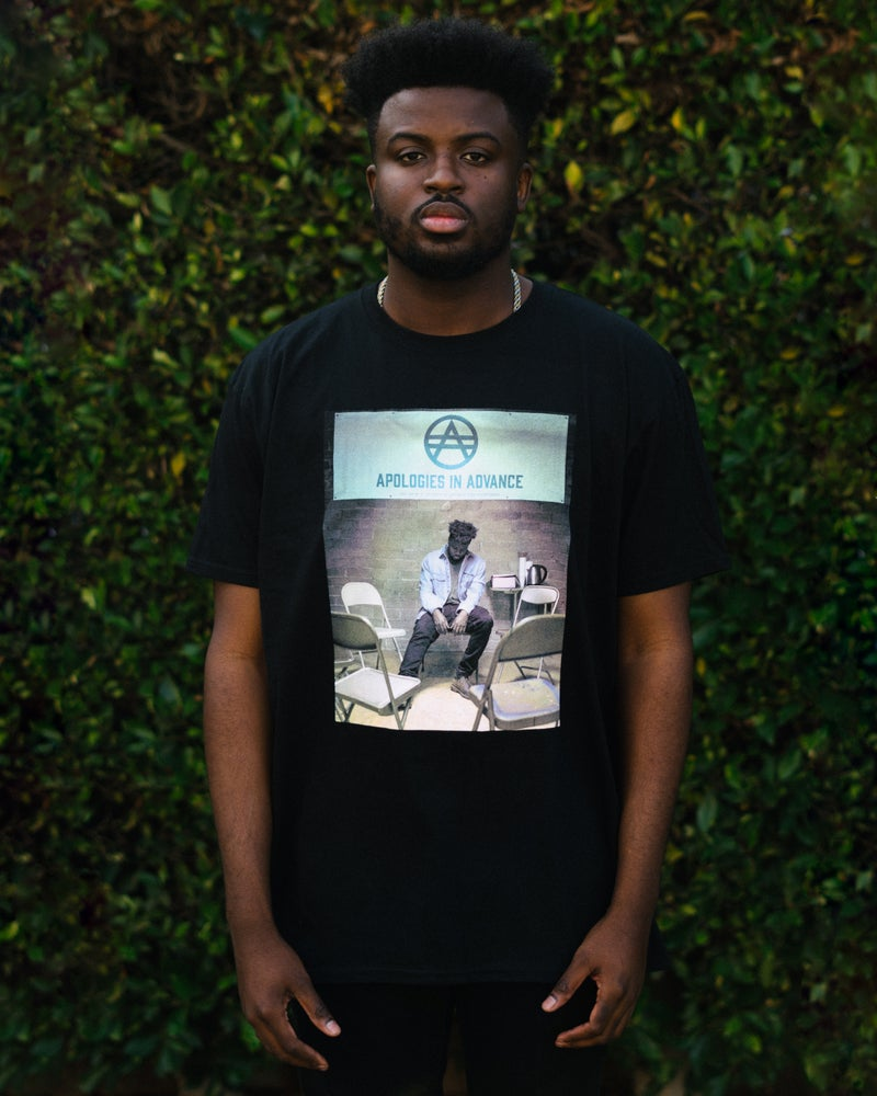 Image of AIA Album Cover Tee