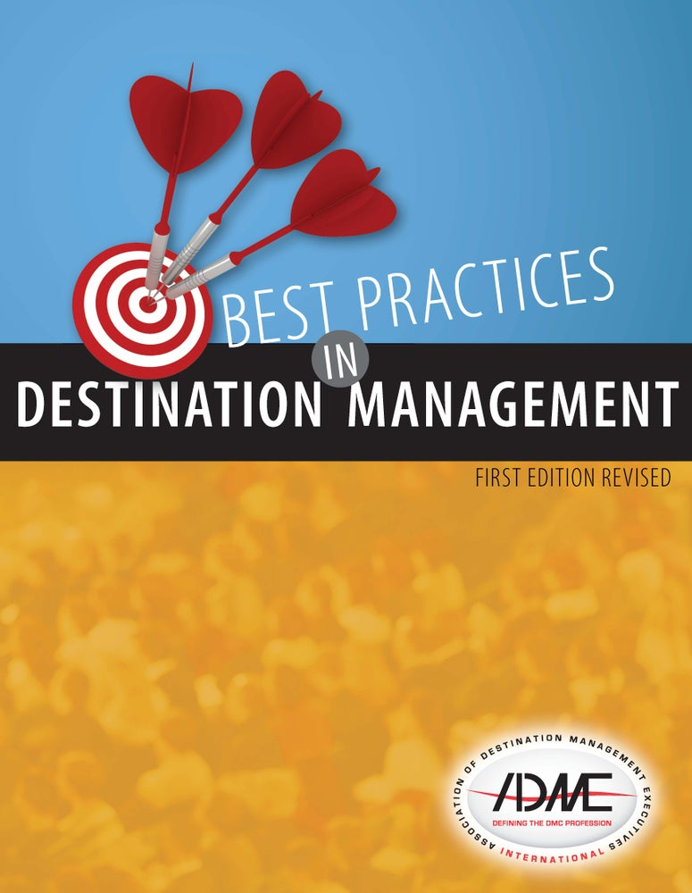 Image of Best Practices in Destination Management Combo Pack - Book and eBook