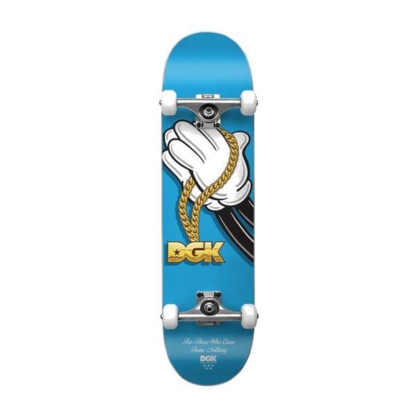 Image of DGK Micro Complete Skateboard Faith Design 7.0