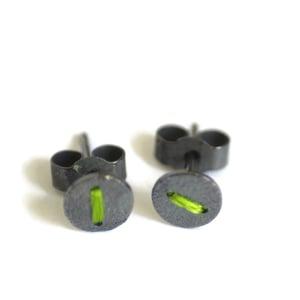 Image of Sewn Up Tiny studs