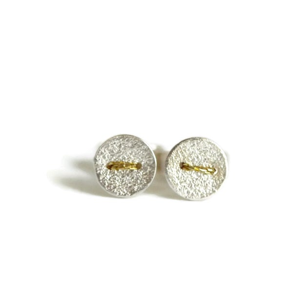 Image of Sewn Up Tiny studs