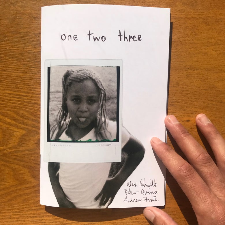 Image of One Two Three zine