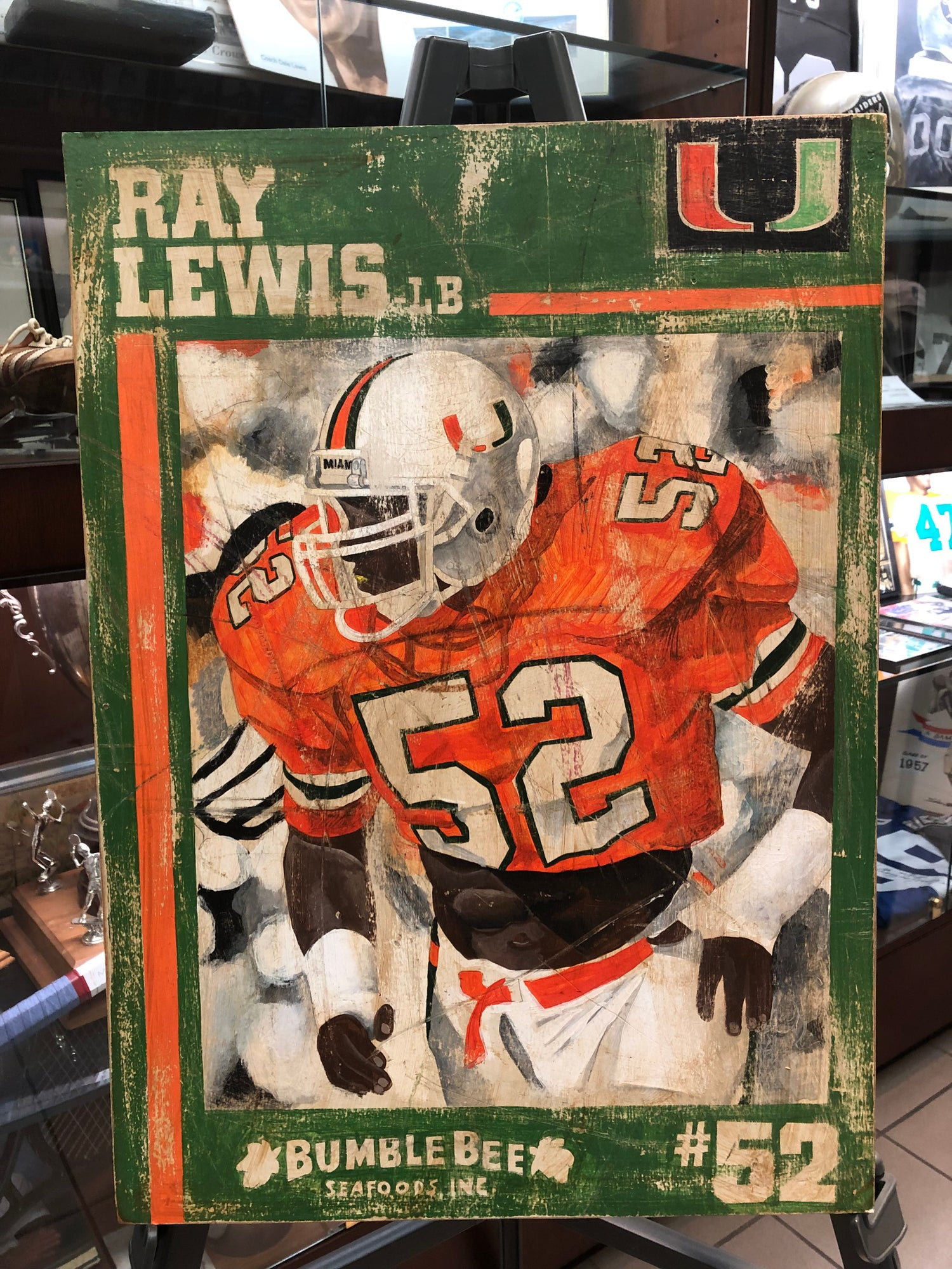 Image of 157. Ray Lewis