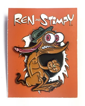 """Image of """"Ren Höek"""" Ren & Stimpy Pin"""